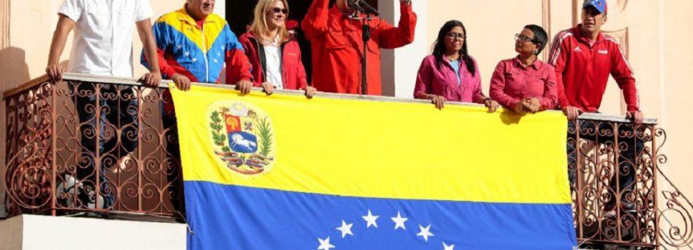 Maduro denunció que Estados Unidos ordenó derrocarlo y rompió relaciones: «Yankees go home»