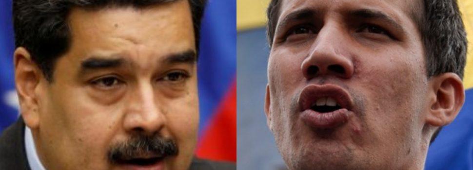 """Estados Unidos acata orden de Maduro y retira diplomáticos mientras Guaidó ofrece """"amnistía"""""""