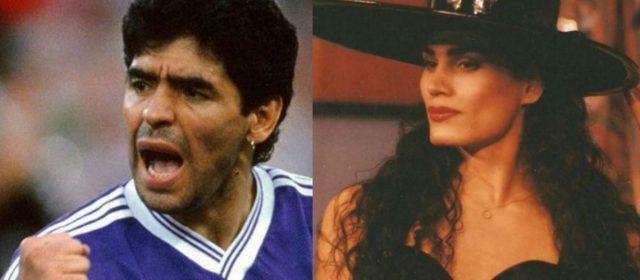 La increíble revelación sobre Diego Maradona y Cris Miró