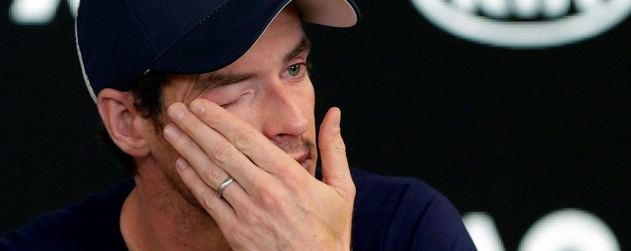 Andy Murray anunció entre lágrimas que se retira del tenis: intentará llegar hasta Wimbledon