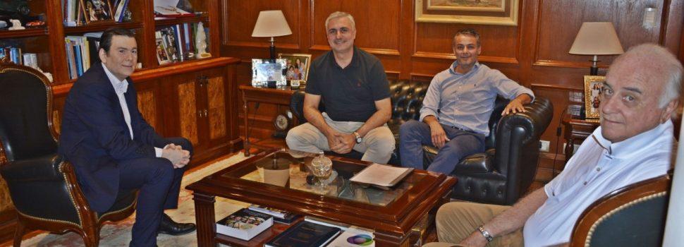 Representantes de la Sociedad Santiagueña  de Nefrología se reunieron con el Gobernador