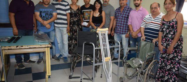 Municipalidad de Ojo de Agua  habilitó Oficina de Discapacidad