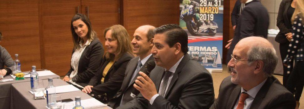 Se presentó exitosamente la fecha del  MotoGP Argentina ante la prensa española