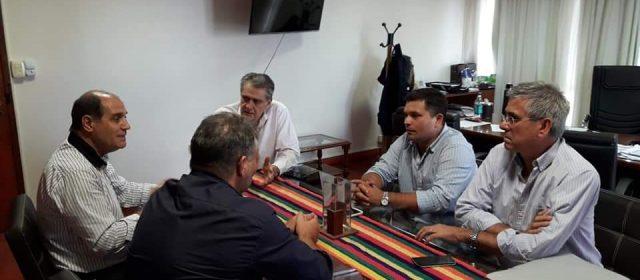 El gobierno provincial continua coordinando acciones para asistir a las zonas afectadas por el temporal en el sudeste santiagueño