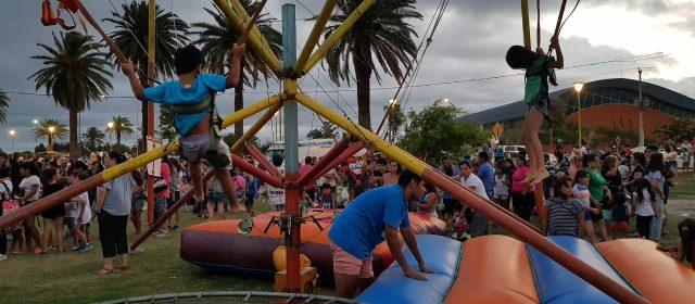 Santiago es tu Río tuvo una gran convocatoria en su primer fin de semana