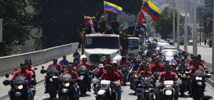 Los venezolanos vuelven a las calles mientras la Asamblea desafía a Maduro