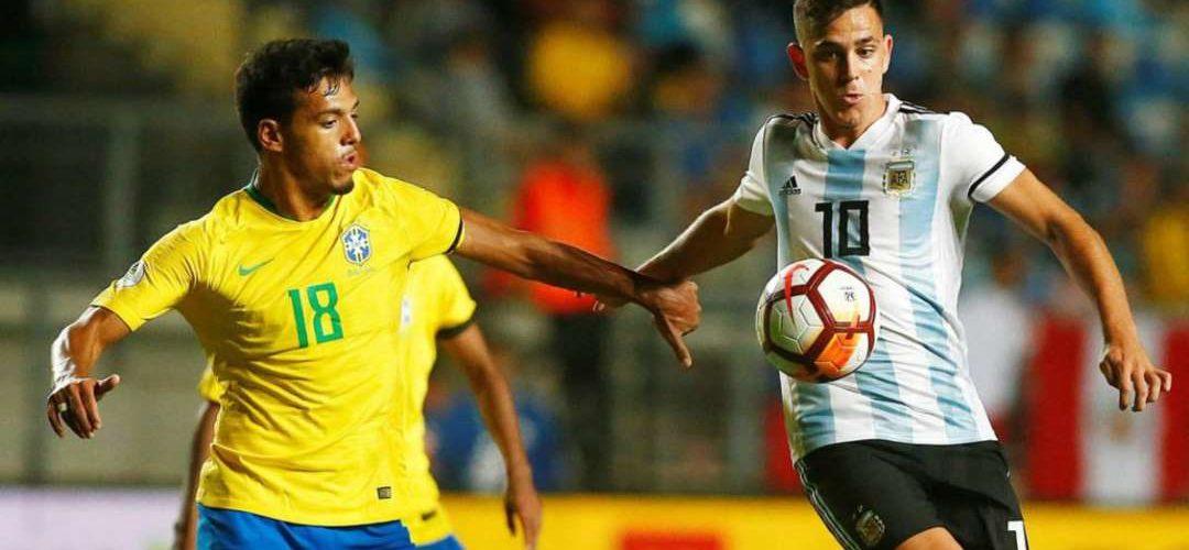 Argentina se queda sin título y Brasil, sin Mundial