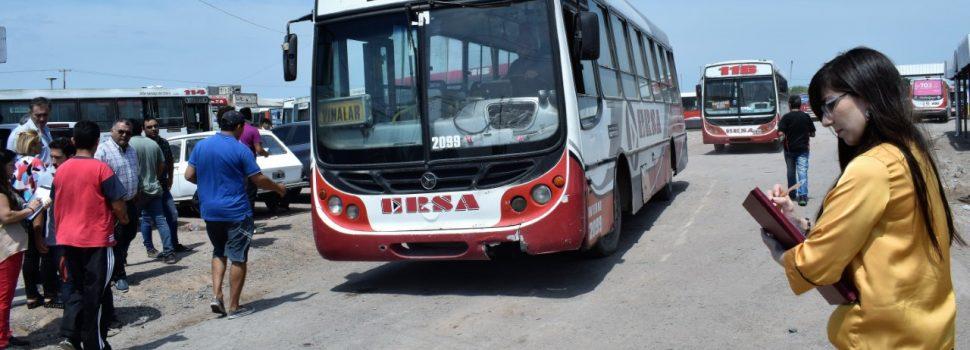 El municipio distribuyó las unidades de Ersa a los nuevos operadores
