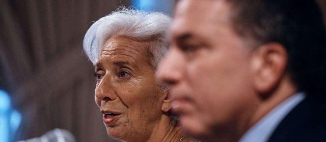 Mas exigencias del FMI al Gobierno
