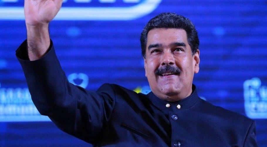 """Maduro reta a Guaidó a convocar a elecciones para """"darle una revolcada"""" en las urnas"""