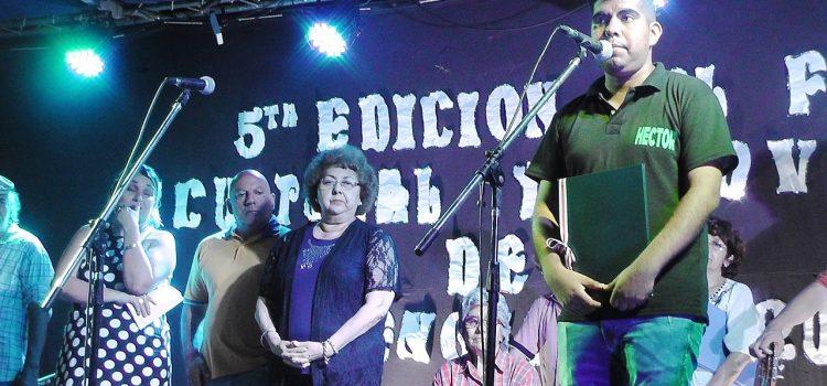 Se realizó el 5º Festival Provincial y  Cultural de la Lengua Quichua en El Cruce