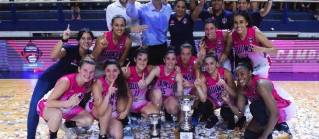 Quimsa Supercampeón de la liga femenina