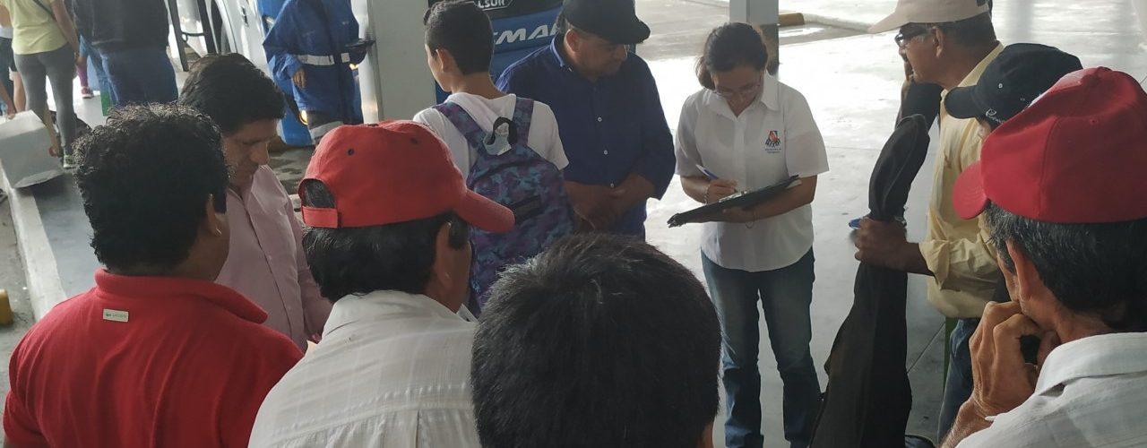 La provincia rescató trabajadores santiagueños  entre los que se encontraba un menor