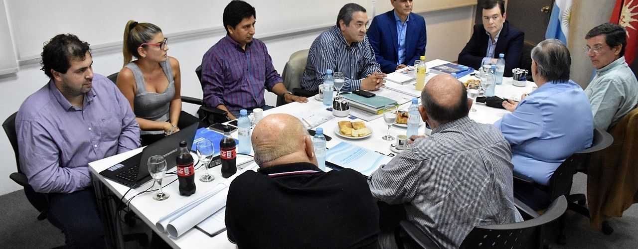 Reunión informativa con Gabinete de Asesores
