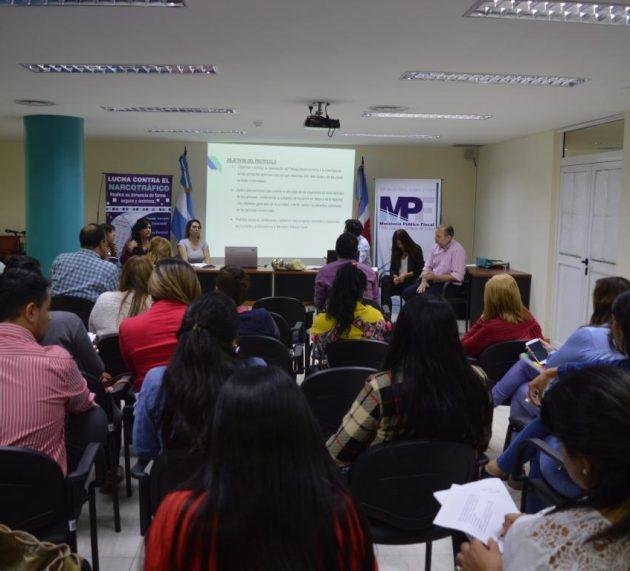 Trabajadores Sociales debatieron sobre Protocolo de Actuación del Área Social