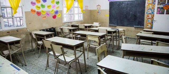 La Provincia le descontará del sueldo los días a los docentes que hagan paro