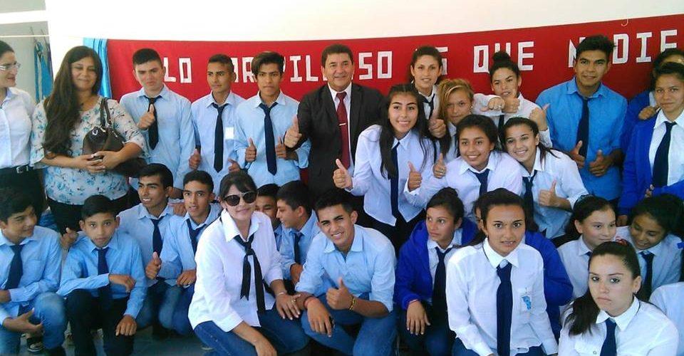 Habilitan aulas en el Agrupamiento  86.092 en el departamento Aguirre