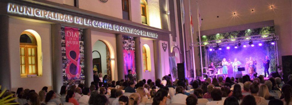 Actividades por el Dia de la Mujer en el municipio