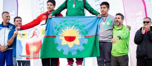 Medalla de Plata para More en Natación Adaptada