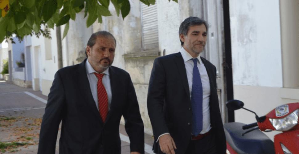 El suspendido fiscal Bidone pidió ser arrepentido en la causa por espionaje