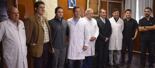 """Realizan con éxito cirugía de altísima complejidad  en el Hospital Regional """"Dr. Ramón Carrillo"""""""