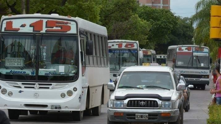 La Dirección de Tránsito realizó actas de infracción a empresas de transporte que no cumplen con los horarios