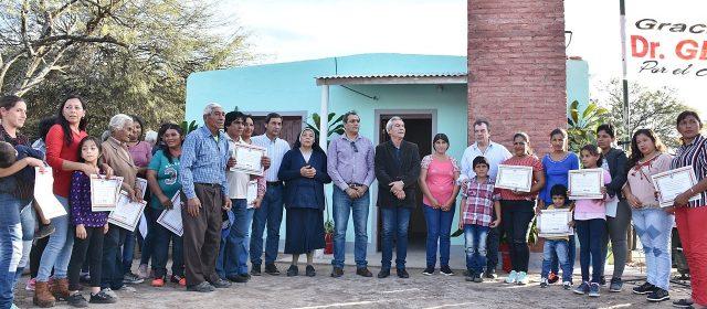 Más viviendas sociales para Colonia El Simbolar