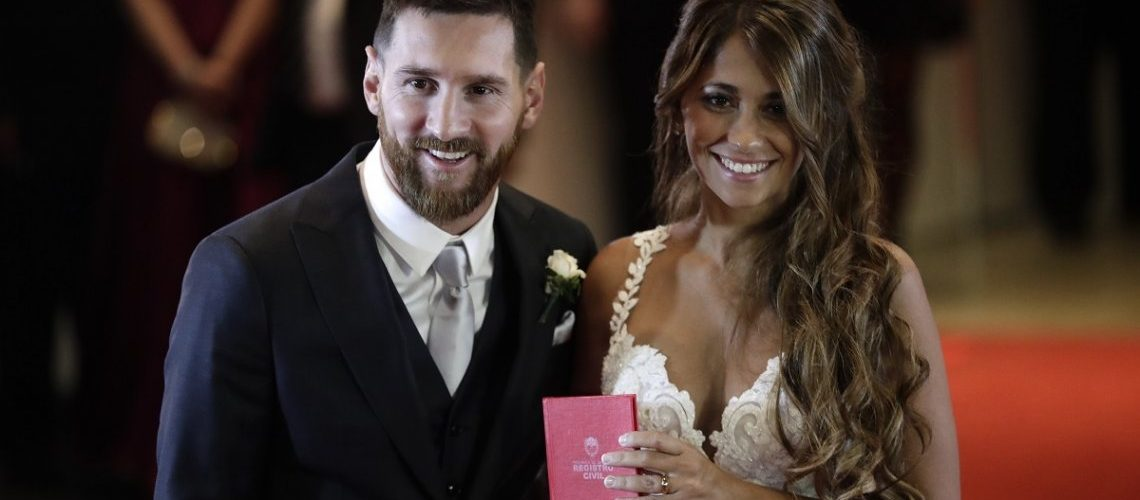Antonela Roccuzzo, furiosa por los dichos sobre su boda con Messi: «Pagamos el 100 por ciento»