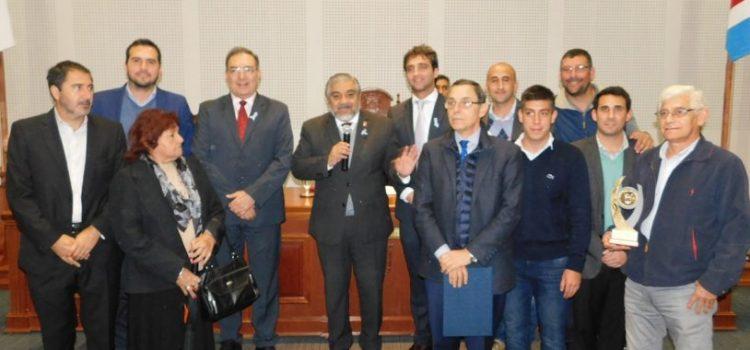 Declaran de Interés Municipal el Centenario de la Fundación del Club Atlético Central Córdoba