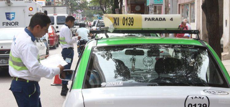 Continúan los controles vehiculares en diferentes sectores de la ciudad