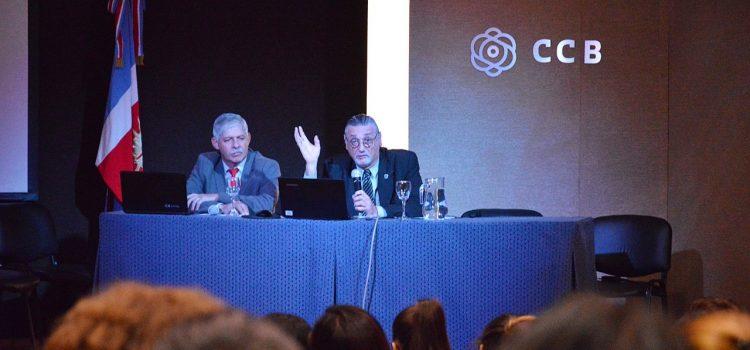 Curso integral de niñez y adolescencia en el CCB