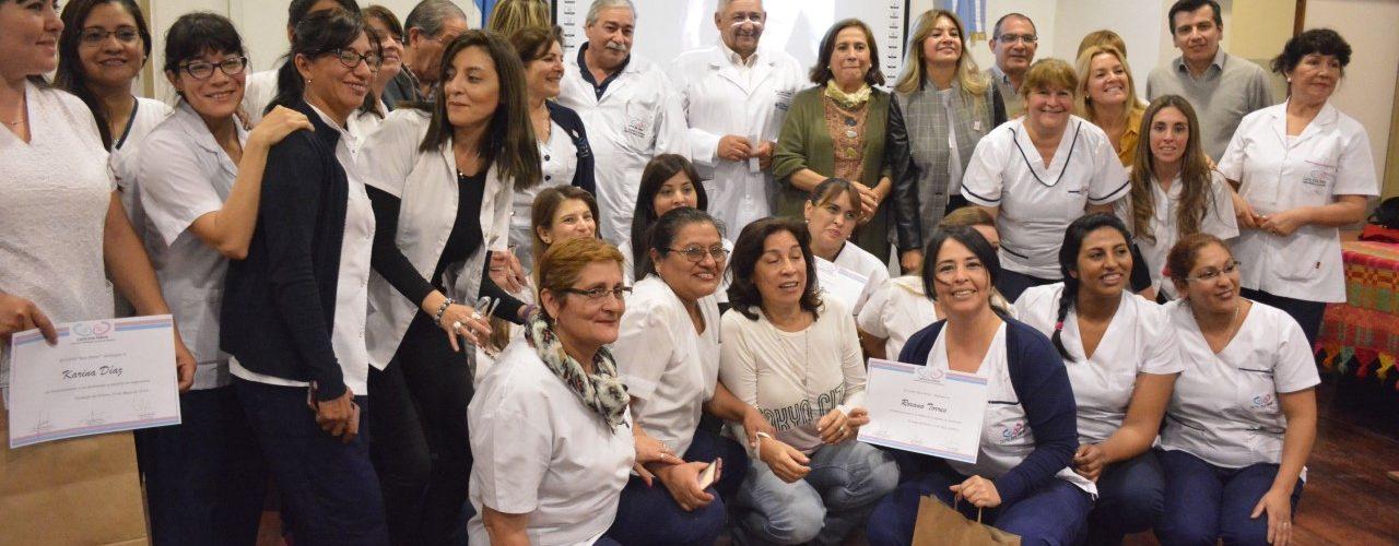 """Emotivo acto para celebrar el """"Día  Internacional de la Enfermería"""""""