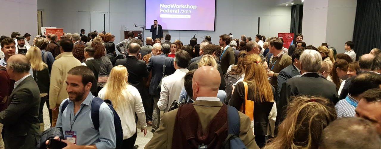 Exitosa presentación de Termas de Río  Hondo en el NeoWorkshop Federal