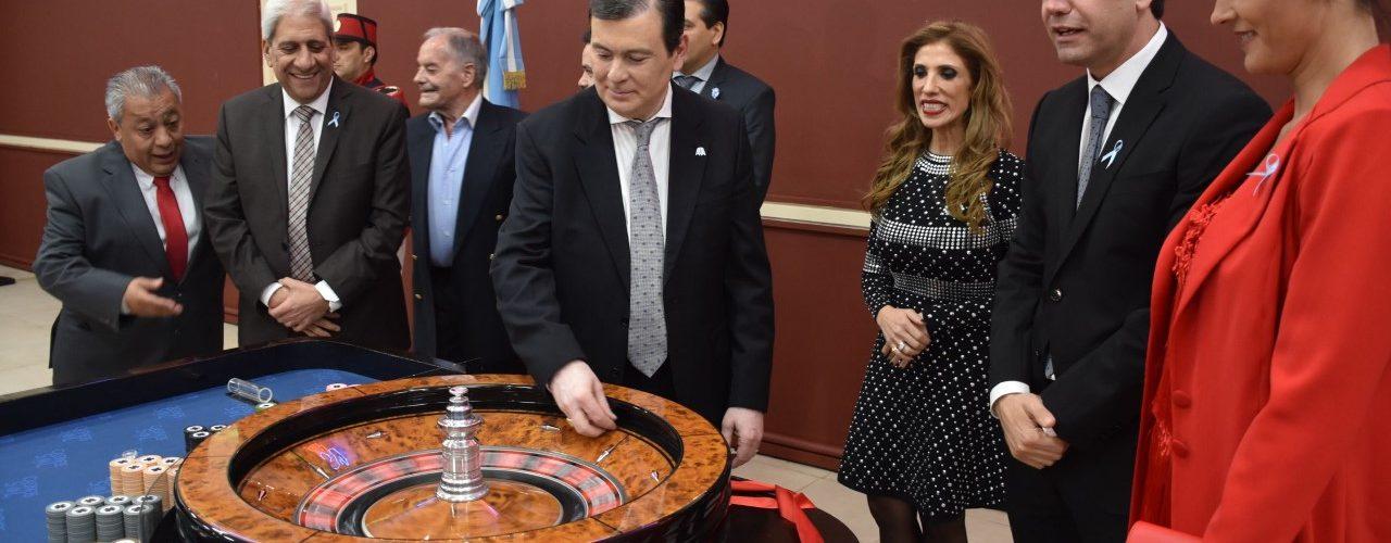 Gobernador dejó oficialmente inaugurada la  Temporada invernal en Termas de Río Hondo