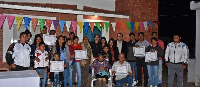 Más viviendas sociales en el departamento Figueroa