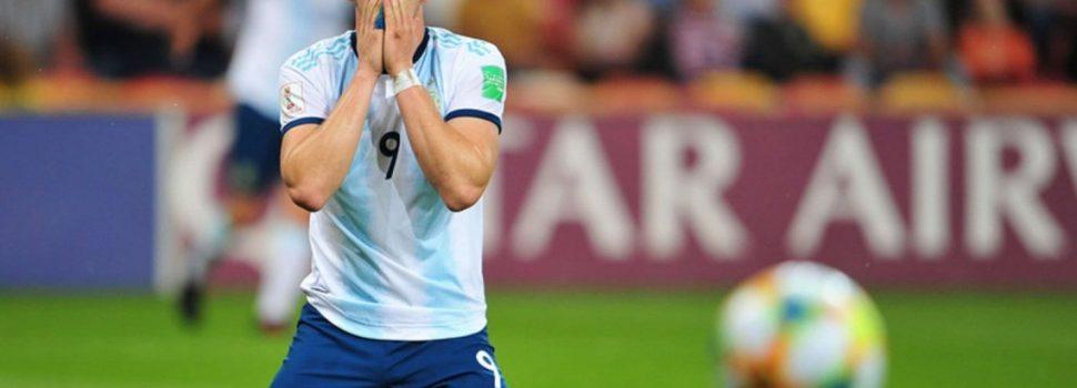 Argentina cayó en los penales con Mali y quedó afuera del Mundial Sub 20