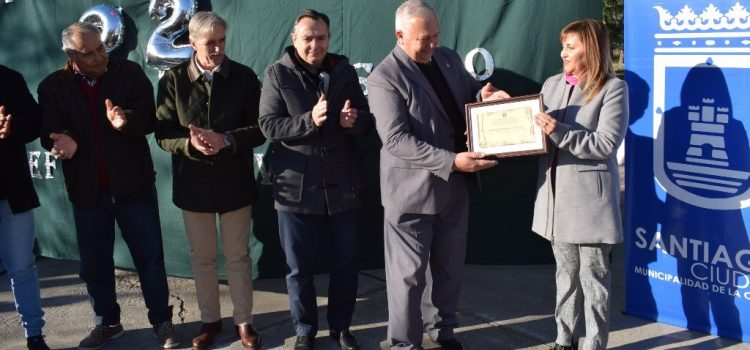 Fuentes destacó el compromiso de los empleados en el aniversario de Defensa Civil