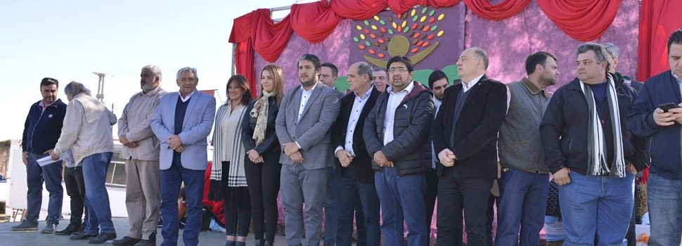 Apertura de la XVIII Exposición 2019 en Frías