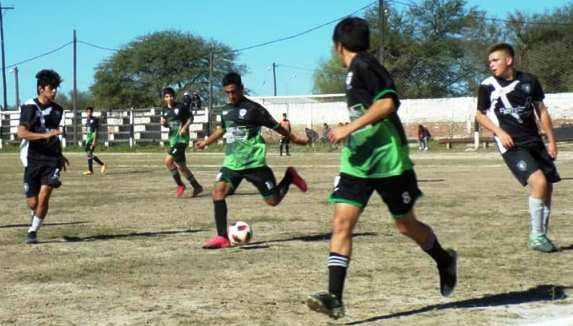 """Muchos goles en la fecha del torneo provincial  Infanto juvenil """"René Orlando Houseman"""""""