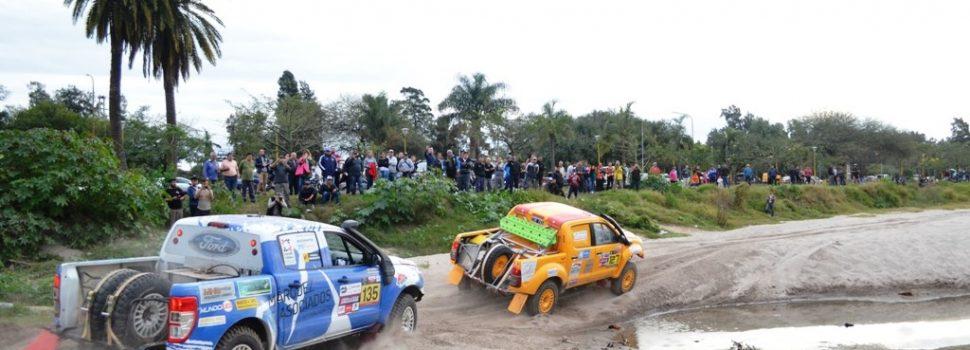 Concluyó con notable éxito el Rally Argentino de Navegación que se corrió en Santiago del Estero