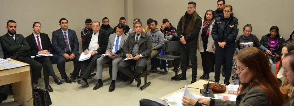 Prisión preventiva para Abraham por el homicidio calificado de Silvia Maldonado