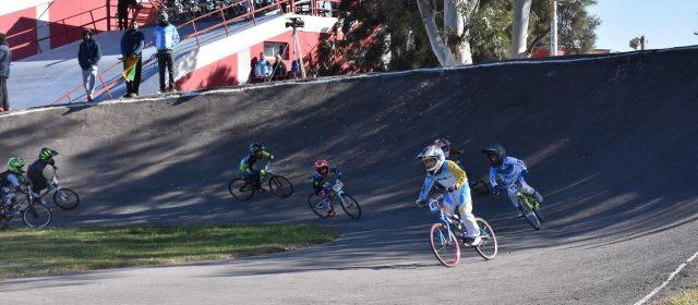 Cuarta fecha del Argentino de BMX en Santiago