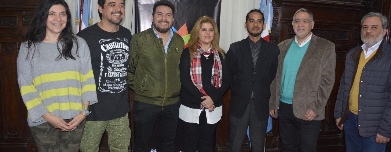 """Anuncian """"Encuentro Latinoamericano  de Muralismo"""" en nuestra provincia"""