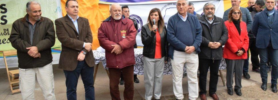 Fuentes destacó la práctica deportiva al lanzar las olimpiadas de empleados municipales