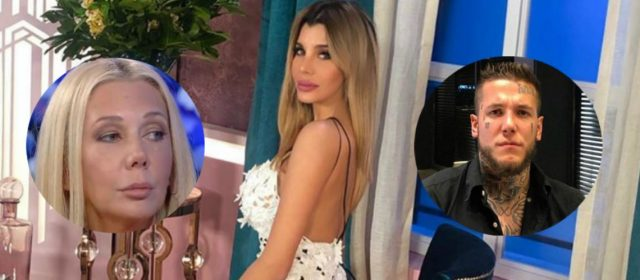 Charlotte Caniggia rompió el silencio y criticó a su mamá y su hermano