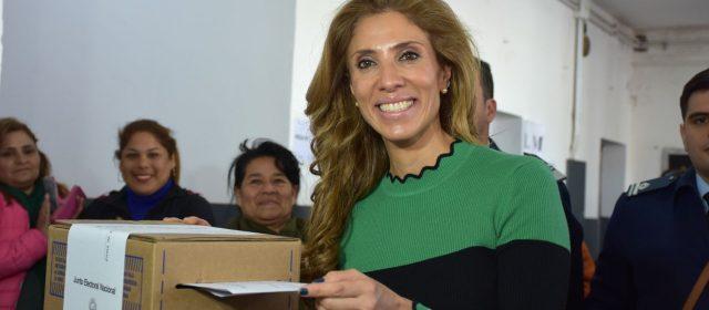 El voto de la Dra. Claudia de Zamora