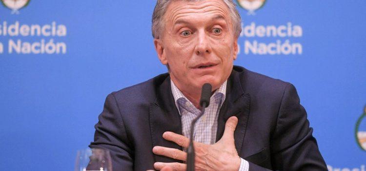 Macri va a fondo con la campaña del miedo y pone todavía más en riesgo la economía