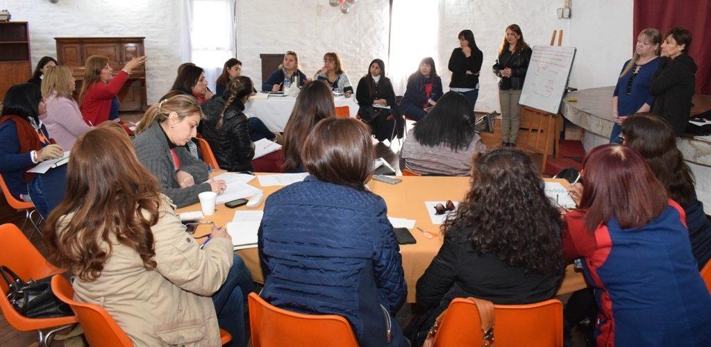 Jornada de formación para directivos de los jardines de infantes municipales