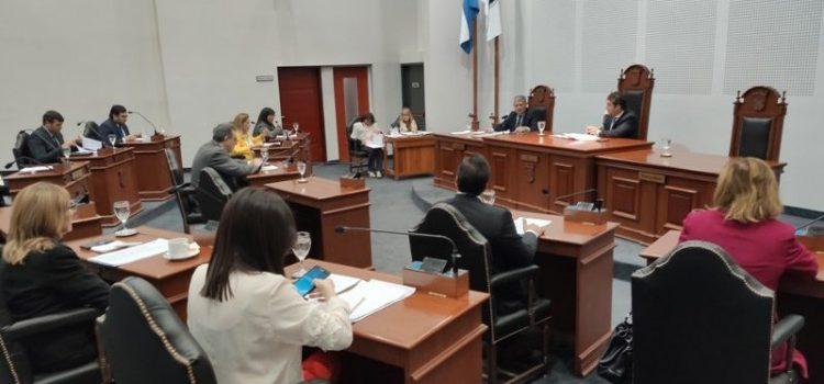 HCD: Sancionan iniciativas de obras públicas
