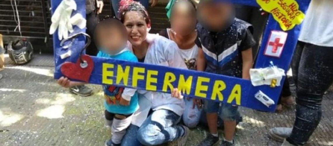 Permiten regresar al país a la mujer peruana que el Gobierno expulsó junto a su bebe